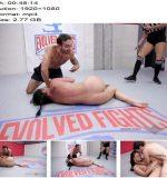 Evolved Fights – Charlotte Cross vs Jake Adams  - Femdom Online, K2s.cc