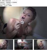 Goddess Vivian Leigh – Filthy Allah FULL clip – Religious - Smoking, Blasphemy