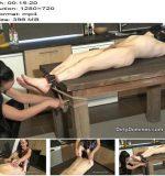 Dirty Dommes – Tickle torture surprise -  Fetish Liza  - Leather, Bondage Male