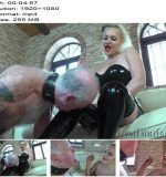 Femme Fatale Films – Mistress Fox – My Smoke In Your Face Part 1 – Human Ashtray - FFF, Cigarette