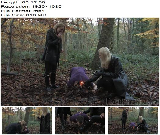 Femme Fatale Films – The Filth and the Fury – Super HD – Complete Film -  Mistress Athena and Mistress Eleise de Lacy - Rubber Boots, Boot Worship