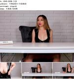 Goddess Alexa Divina - Manipulative Hot Boss contract - Findom - POV, Cocktease