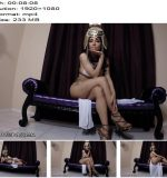 Idelsy Love - Trying Out For Cleopatra's Harem - SPH - Small Dick Humiliation, Locked Dick