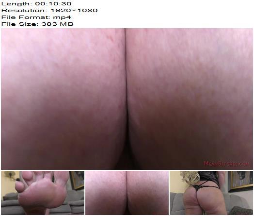 Mean World - Alura Jenson POV Slave Orders 5 - Footworship - Tit Worship, JOI