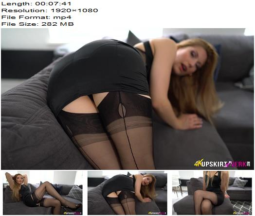 UpSkirt Jerk - You cant have this - Instructions - Jerkoff Commands, Jerk Off Instruction