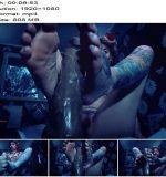 Baal Eldritch - Zombie GF Footjob BlackTan version - Halloween - Giantess Special Effects, POV