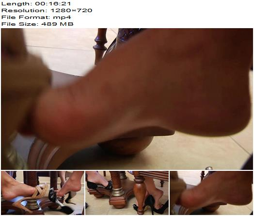 I Want Feet - Gaggle Of Gigglin' Danglers - Footworship - Foot Fetish, Female Domination