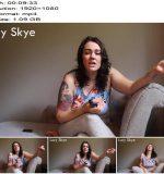 Lucy Skye - My Real Life Forced Bi Story - Forced Bi - Verbal Humiliation, Coerced Bi