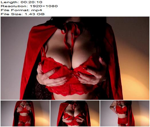 annalynne07 - Little Red Riding Hood - Intox-Fantasy JOI - Halloween - Coerced Intox Fantasy, Instructions