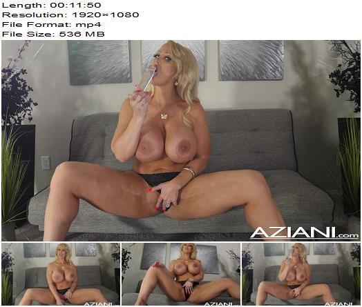 Alura Jenson - Busty Alura Shows off her Curves - Jerk Off Instruction, Strip Tease
