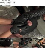 Chateau-Cuir - Double smother in leather pants part 2 - Fetish Liza, Liz Rainbow - Face Sitting - Boots, Double Domination