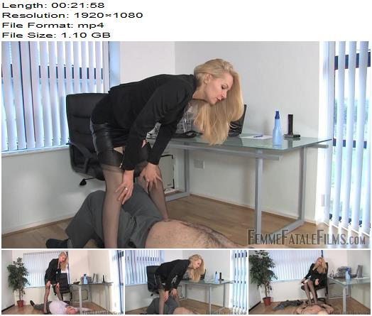 Femme Fatale Films – Last Chance – Super HD – Complete Film -  Mistress Eleise de Lacy - Kicking, Humiliation