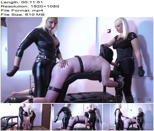 Femme Fatale Films – Ramming It In – Super HD – Complete Film -  Divine Mistress Heather and Mistress Johanna - : Femme Fatale Films, Spit Roast