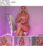 Princess Lexi Luxe - Nude Tease By My Superior Good Looks - Cock Tease, Naked