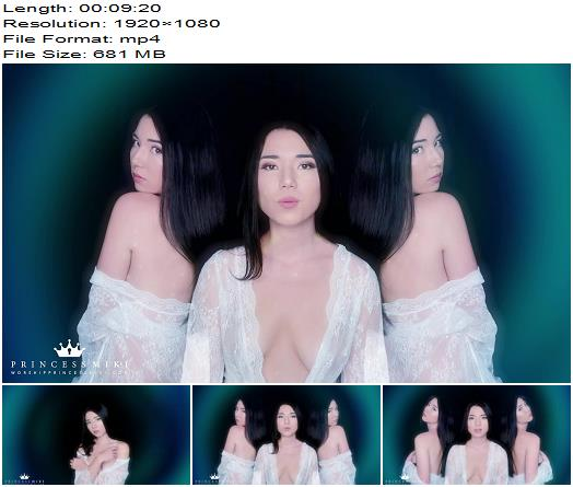 Princess Miki - Be Better for Me (Positive Affirmations) - Mesmerize - Asian Goddess, Erotic