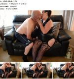 Temptress lady UK – FRENCH KISSING HIM TAKE 16  - Bbw Goddess, Bbw Female Domination