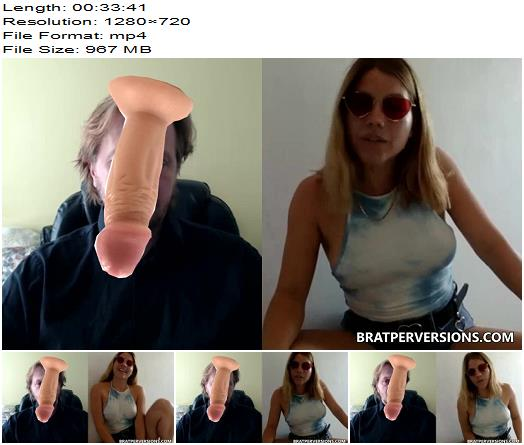 Brat Perversions - Podcast Ep9 Small Penis Humiliation Talk - Female Domination, Small Dick Humiliation