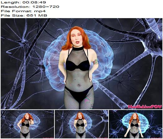 HumiliationPOV - I Am Your Brain, Let Me Think For You - Mesmerize - Powerful Woman, Female Domination