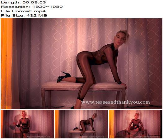 Mandy Marx – Final Addiction: Training Part 5  - Mesmerize, Pantyhose/stockings