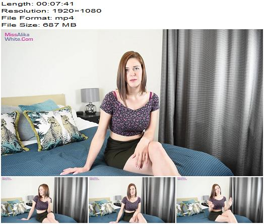 Miss Alika White - Bratty Rejection Experience - Humiliation - Brat Girls, Verbal Humiliation