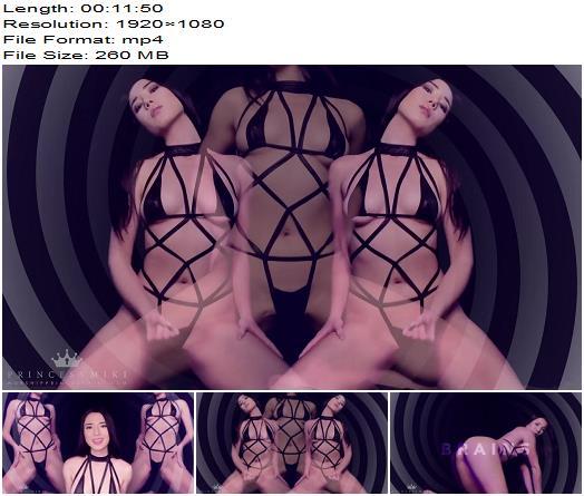 Princess Miki - Goon Your Brains Out - Mesmerize - Asian Goddess, Femdom