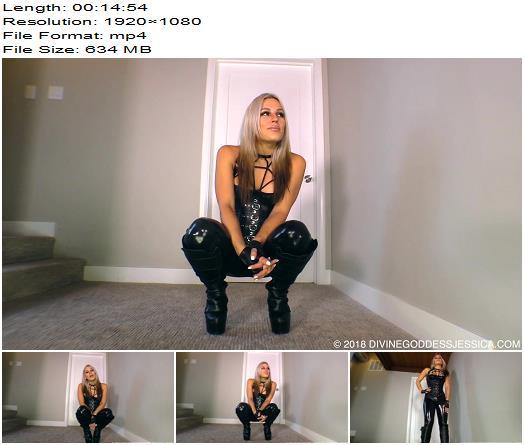 Divine Goddess Jessica - Life Long Servant - Boot Fetish, Submissive / Slave Training