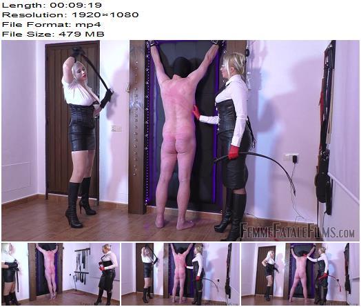 Femme Fatale Films – Dance To The Whip – Super HD – Complete Film -  Divine Mistress Heather and Mistress Johanna - : Femme Fatale Films, Double Domme