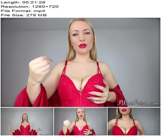 Goddess Poison - Spellbound by POISON - Mesmerize - Trigger Fantasy, Edging Fetish
