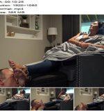 Goddess Zephy - Worship My Cuckoldress Feet (1080 HD) - Foot Smelling - Fetish, Femdom