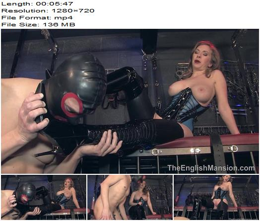The English Mansion – Addicted To Her – Part 1 -  Mistress T - Femdom, Ws