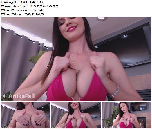 Anika Fall - Fall For My Tits - Findom - Femdom, Breast Worship