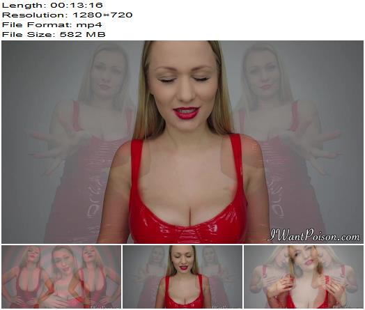 Goddess Poison - YOUR Poisoned mind - Mesmerize - Mind Fuck, Hypno