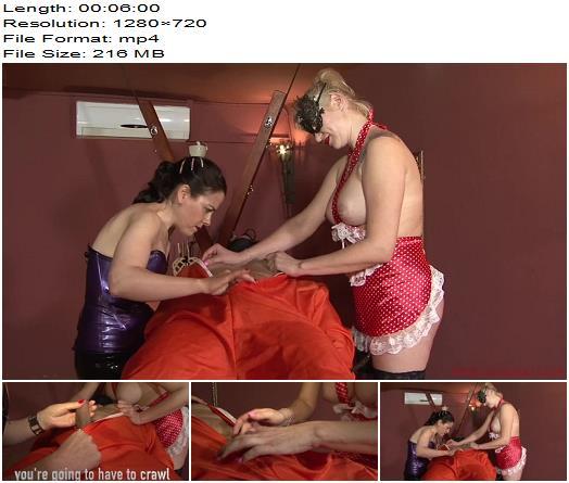 Medicaly-Sado - February 20, 2020 - Lady Patricia, Anna - El Polvo - Female Domination - Sub, Forced Ejaculation