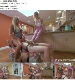 Brat Princess 2 - Ava and Chloe - Smother Box Training (1080 HD) - Face Sitting - Facesit, Degradation
