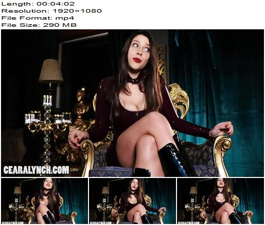 Ceara Lynch - Hive Mind - Slave Training - Rubber, Female Domination
