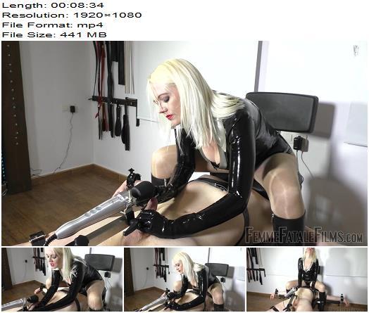 Femme Fatale Films - Divine Mistress Heather - Under My Cunt - Complete Film - Spitting, FFF