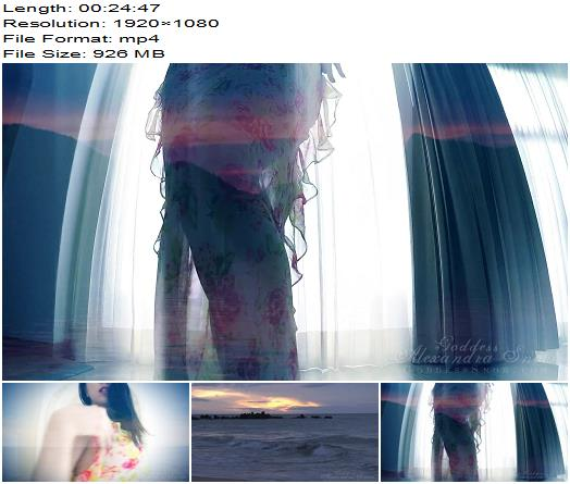 Goddess Alexandra Snow - Ocean Trance - Mesmerize - Sexy, POV