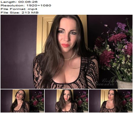 Goddess Alexandra Snow - Too Good For You - Humiliation - Verbal Humiliation, Female Domination