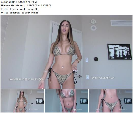 Princess Ashley - What Youll Never Have - Humiliation - Femdom, Loser Symbol