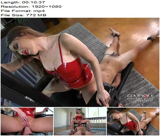 Vicious Femdom Empire - Orgasms for a Release - Brianna Rose - Pussy Worship - Cock Locked, Locked Dick