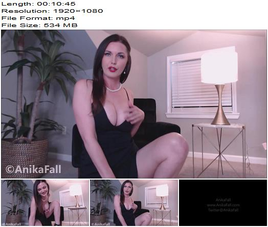 Anika Fall - Your Life Of Servitude - Mesmerize - Slut Training, Hypnosis