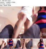 Bratty Foot Girls – Step-Mom & Step-Sister Destroy your Manhood  - Cbt, Jenny Jett