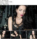 Goddess Alexandra Snow – Self-Bondage and Anal Assignment  - K2s.cc Online, Keep2share.cc