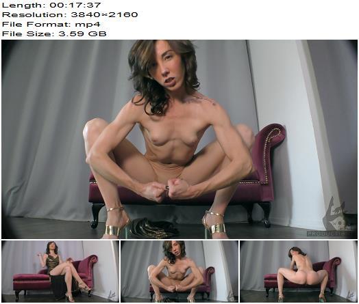 Janira Wolfe - Thirty Flirty and Thriving - Footworship - Nude Goddess, Cunilingus