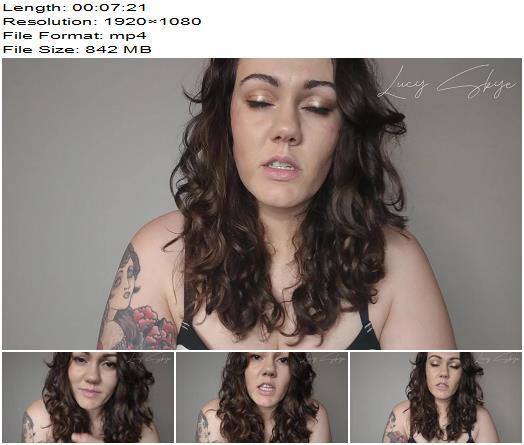 Lucy Skye - Faggot Faggot Faggot - Verbal Humiliation, Mesmerize