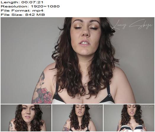 Lucy Skye - Faggot Faggot Faggot - Humiliation - Degradation, Enforced Bi