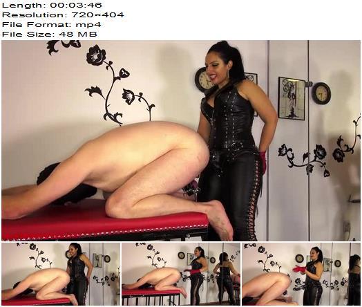 Mistress Ezada Sinn – Locked, humbled and fucked by Mistress Ezada Sinn  - Pegging, Strap-on