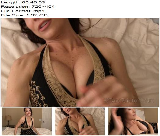 Tara Tainton - It Can Happen So Fast When Its Your First Time - Virtual Sex - Female Domination, POV Sex