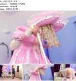The English Mansion - Miss Eve Harper and Natalie Goth TV - Big Sissy's Humiliation - Part 3 - Spanked, Sissy Slut