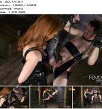 Vicious Femdom Empire - Meat Puppet - Kendra James - Pegging - Mistress, Bondage